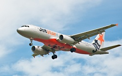With a JetStar MasterCard, you can get not only shopping promos, but also travel discounts.