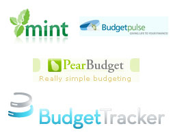 Online budgeting websites are easy to use and can save lots of time
