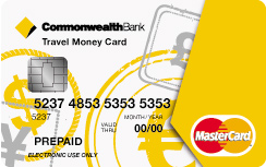 Commbank Travel Money Card Review Finder Com Au