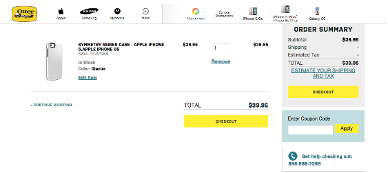 Otter box coupon code
